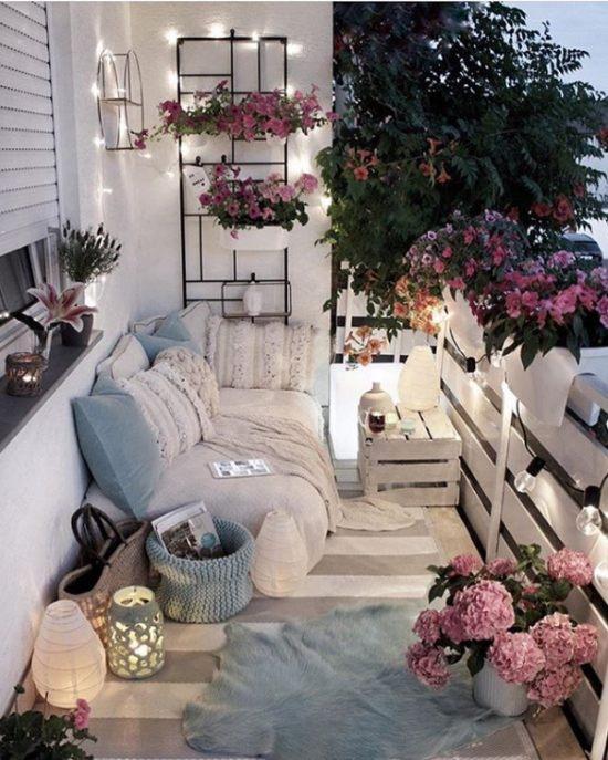 Come Abbellire Un Terrazzo O Un Balcone Decorazioni Idee E Accessori
