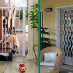 cancello cancelletto balcone
