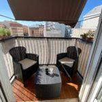 Copri ringhiera da balcone o terrazzo