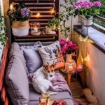 Idee d'arredo per un balcone piccolo