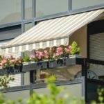 Tende da sole per balcone o terrazzo
