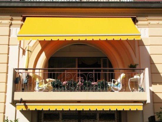 tende da sole per balcone e terrazzo