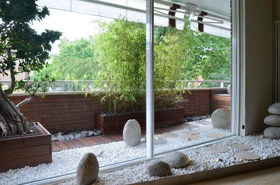 idea terrazzo zen